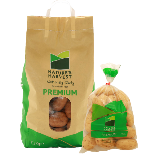 McCormack Potatoes Package Options Premium