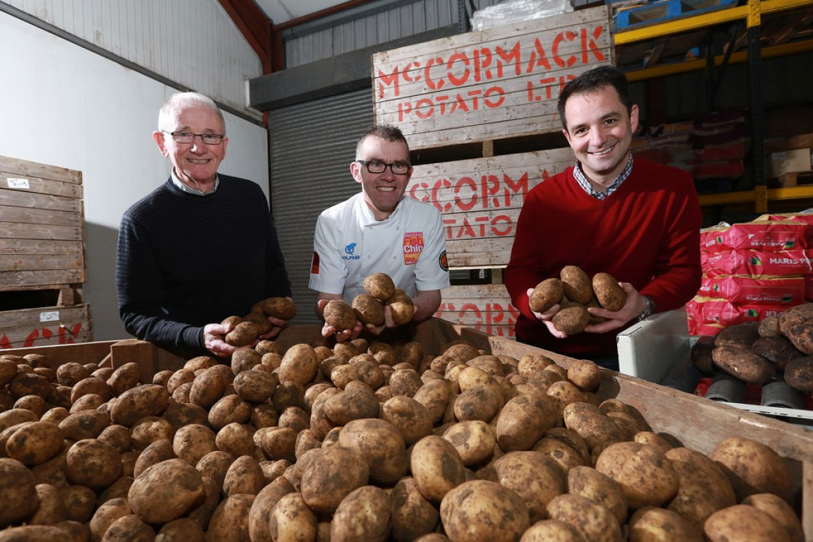 Grocer Magazine Feature Chippers