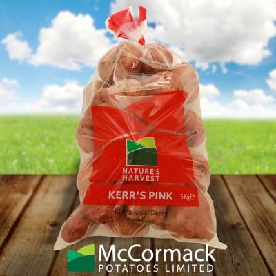 McCormack Potatoes<br>2kg Kerrs Pink
