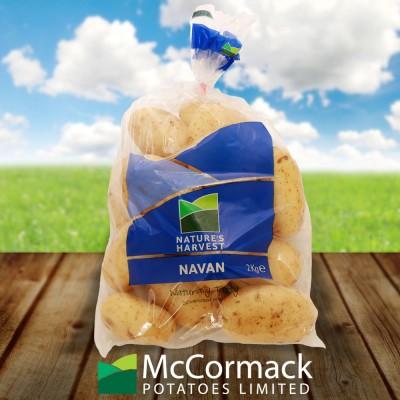 McCormack Potatoes<br>2kg Navan