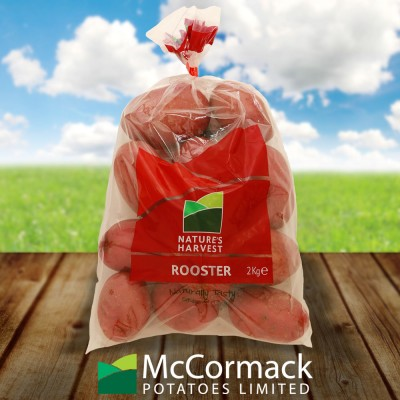 McCormack Potatoes<br>2kg  Rooster