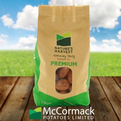 McCormack Potatoes <br>5kg Premium