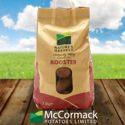 McCormack Potatoes <br>5kg Rooster